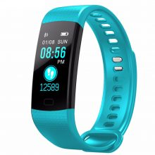 Smart Sport Watch with Heart Rte & Blood Pressure Monitor
