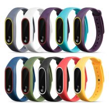 Double Color Replacement Band Accessories for Smart Watches