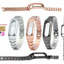 Stainless Steel Replacement Band Accessories For Smart Watches