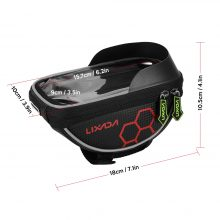 1 Piece of Cycling Front Frame Phone Bag