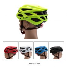 Cycling Helmet with LED Back Light