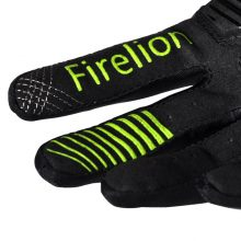 Full Finger Gel Touch Screen Cycling Gloves