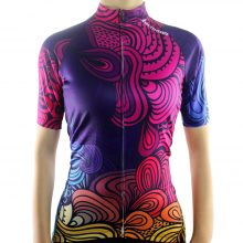 Womens Summer Cycling Jersey