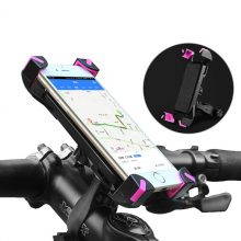 Universal Convenient Mounting Plastic Bicycle Phone Holder