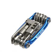 Portable Multifunction Bicycle Steel  Tools