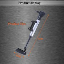 Mini Portable Ultralight Aluminum Alloy Bicycle Tire Pump